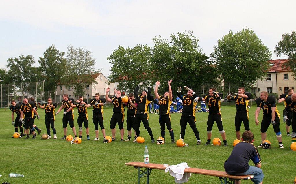 2007-05-26 Fulda Saints vs Kassel Titans