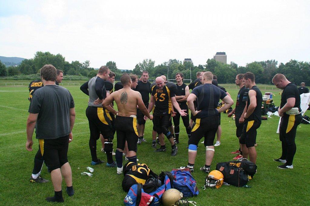 2007-06-09 Fulda Saints vs Kassel Titans