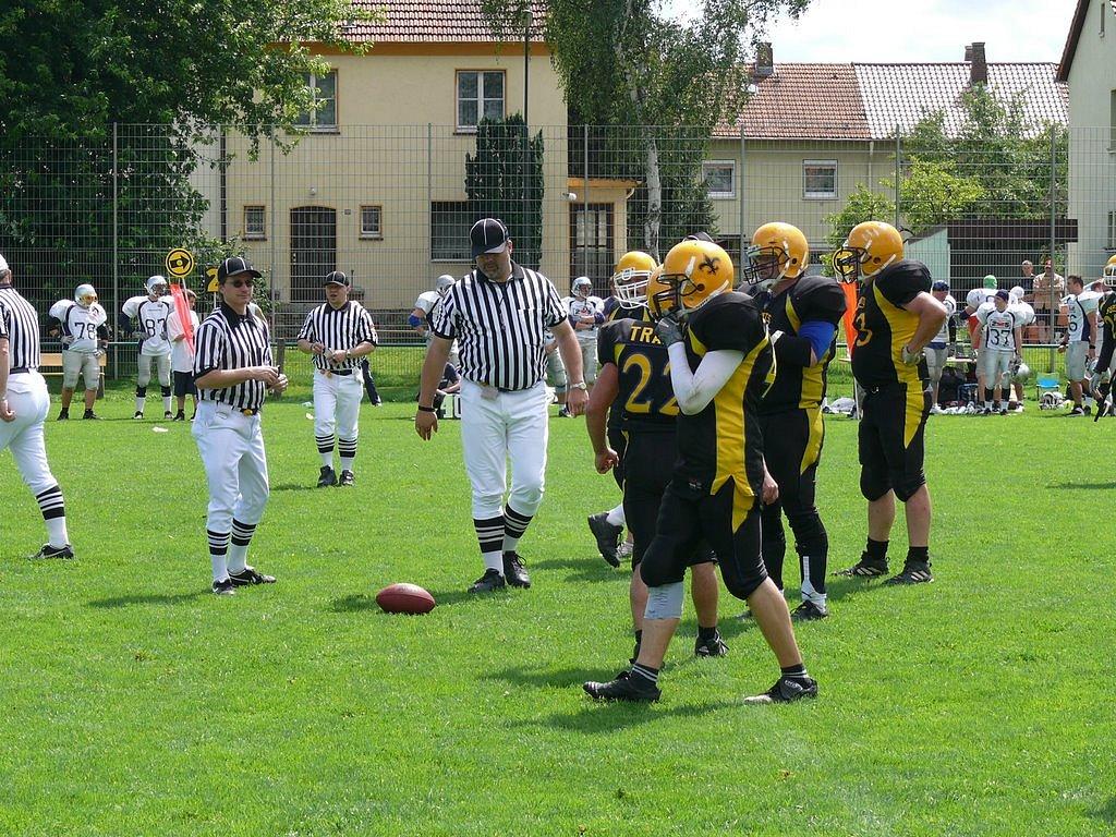 2007-07-22 Fulda Saints vs Knights