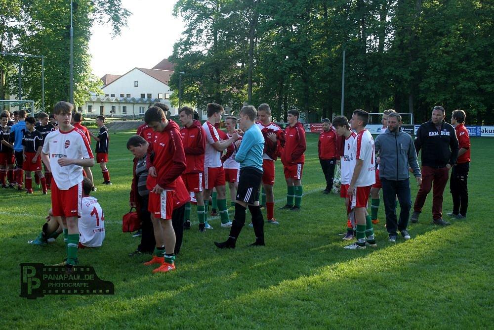 2018-05-01 Pokalfinale Westthüringen B-Jugend